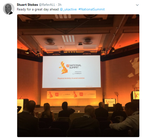 ukactive Summit 2017